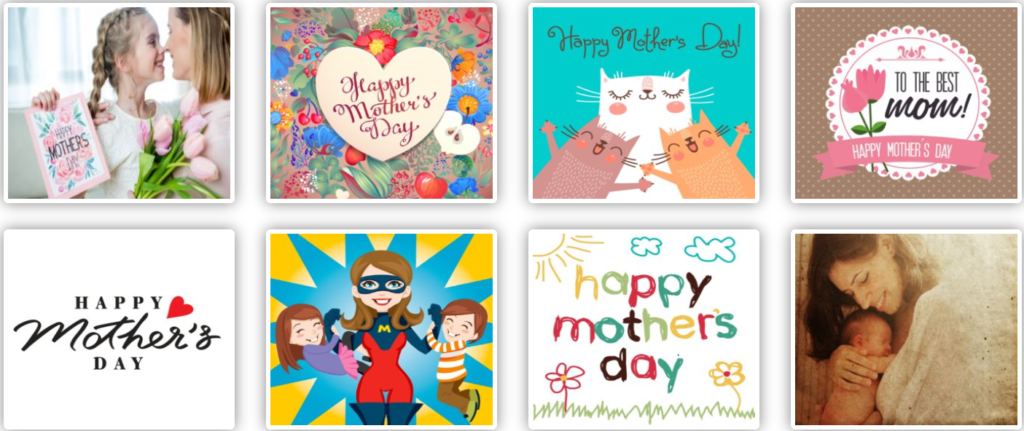 Mother's Day 2018 Ecard