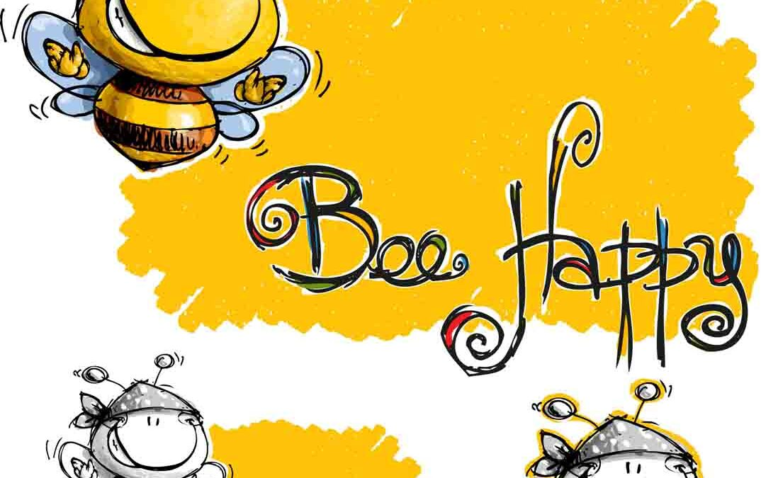 Bee eCard now added to Hope Spring eCards