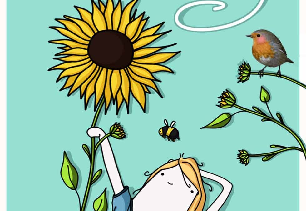 A Tale Of Flowers, Bees And eCards