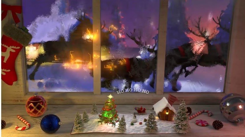 Most Popular Christmas Charity Video eCards in 2021